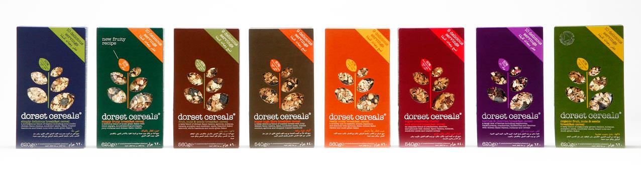 Dorset Cereals edit