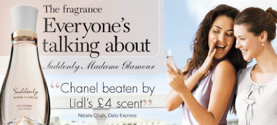 Lidl's £4 scent